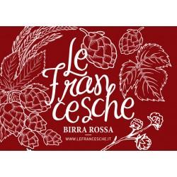 Birra Le Francesche rossa