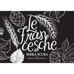 Birra Le Francesche scura