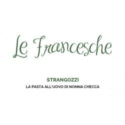 Strangozzi all'uovo Le Francesche