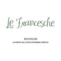 Ricciolini all'uovo Le Francesche